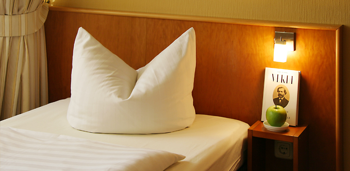 hotel verdi einzelzimmer. Black Bedroom Furniture Sets. Home Design Ideas